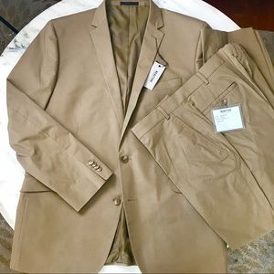 Brand New Kenneth Cole Slim Fit Suit, Sz 46 L